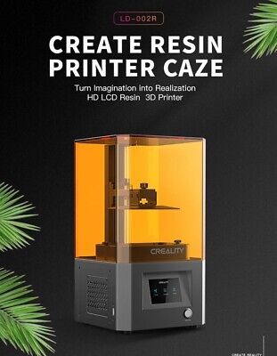 Newest Creality LD002R UV Photocuring LCD Resin 3D Printer Air Filtering System