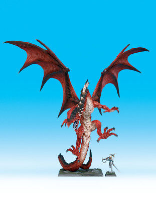 Titan Dragon, Aarklash from Rackham Miniatures CMON coolmini resin NIB sealed for sale  Shipping to Canada