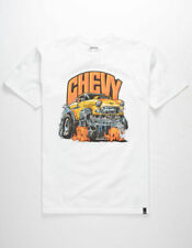BRIXTON x CHEVROLET Men's S/S T-Shirt 55 Chevy Bel Air ...