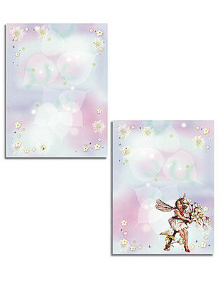 (Flower Fairies Fairy Dry Erase Sticker Marker Board New Wall Mural Peel n Stick)