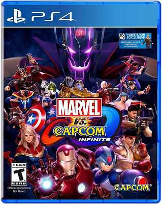 Marvel Vs. Capcom: Infinite Ps4 Playstation 4, Playstation 4