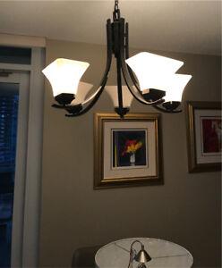 Lovely light fixture