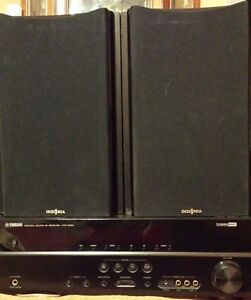 Yamaha 3064 with speakers