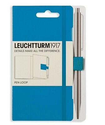 Leuchtturm 1917 Pen Loop - Ice Blue