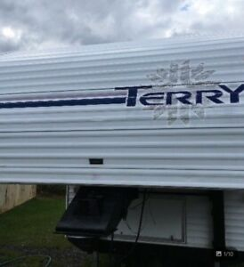Fifth wheel Terry 1996