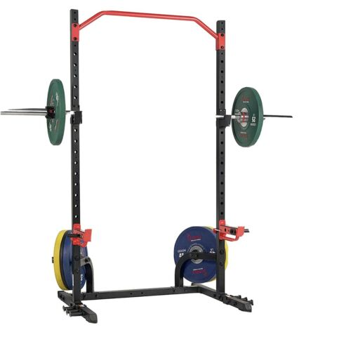 Squat Rack Power Cage