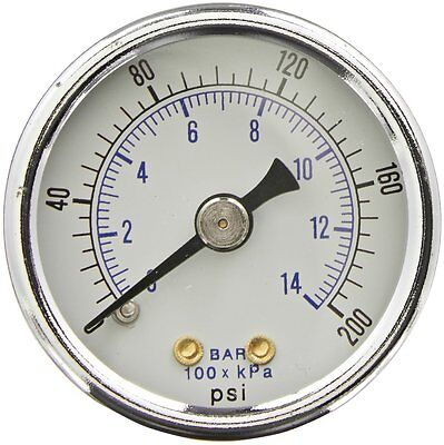 Heavy Duty Air Compressor Gauge Fits Campbell Hausfeld Gr001900aj