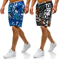 Bolf Hombre Shorts Baño Bañador Pantalones De Natación Corto Shortlist Flotante -  - ebay.es