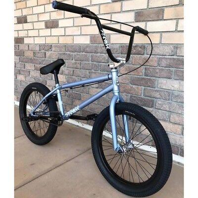 TRANS PURPLE STRANGER BMX BIKE QUAN KRATON GRIPS CULT KINK SCOOTER ANIMAL ODI