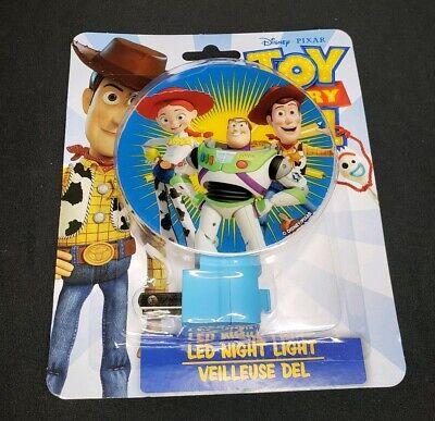 Toy Story 4 Rotary Shade LED Night Light Pixar Buzz Lightyear Sheriff (Woodies Light Shades)