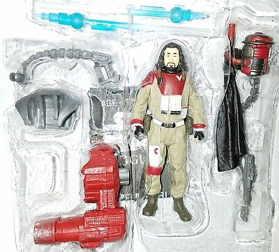 Star Wars Imperial Baze Malbus 3 75  Figure   Dual Projectile Launcher Rogue One