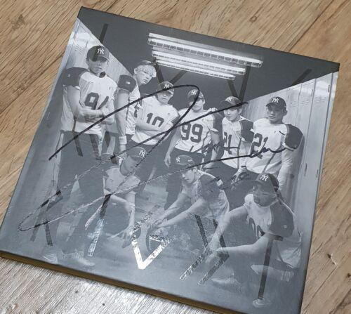 EXO LOVE ME RIGHT Album PROMO Autograph 100% Original KAI DO Signed CD KORSELLER