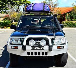 2004 Nissan Patrol (ready to sell from 13/3/2017) Perth Perth City Area Preview