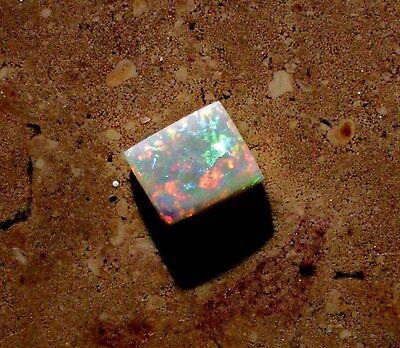 Australienische Coober Pedy  Opal Gem ca. 2,0CT -