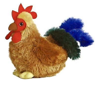Mini Flopsie Cocky Rooster 6