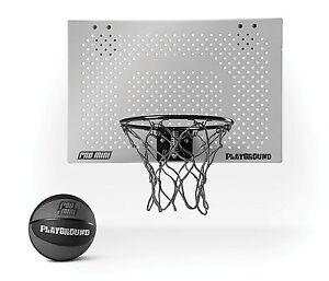 SKLZ Pro Mini Hoop Playground Edition For Indoor Basketball & Mini Basket Ball