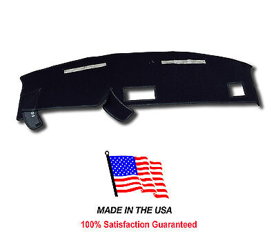- 1978-1988 Chevy Monte Carlo Black Carpet Dash Cover Mat Pad  CH9-5 USA Made