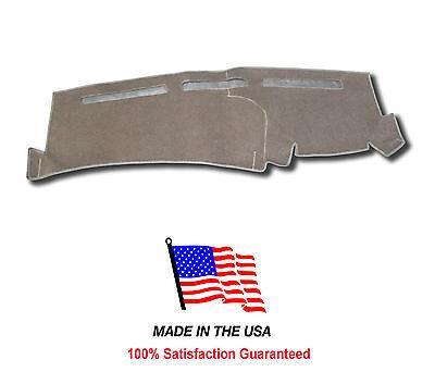 - Mocha Carpet Dash Mat Compatible with 2001-2006 GMC Yukon Dash Cover Made in USA