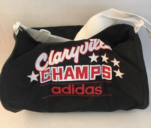 Vintage Adidas Claryville Champs Bag Basketball Claryville Bag Vintage Adidas