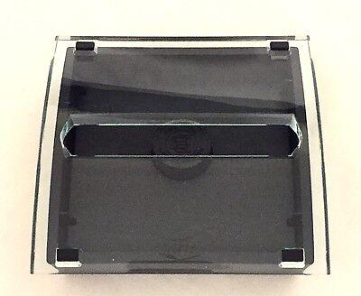 Post-it Designer Series Pop-up Note Dispenser Large Jumbo Black For Big Notes