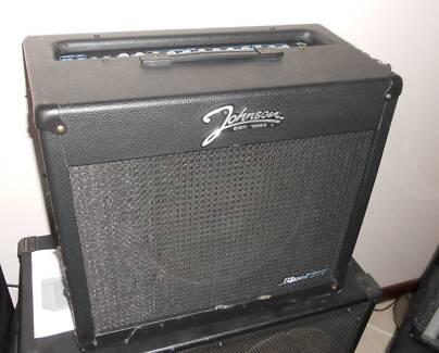 JOHNSON BLUELINE 50R GUITAR AMP Duncraig Joondalup Area Preview