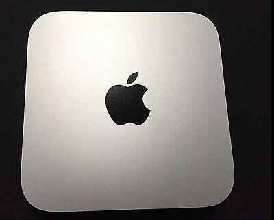 Apple Mac Mini i7 Quad Core - 2635QM, OSX 10.13, 8GB RAM, 2 x 500GB HD, Mid-2011