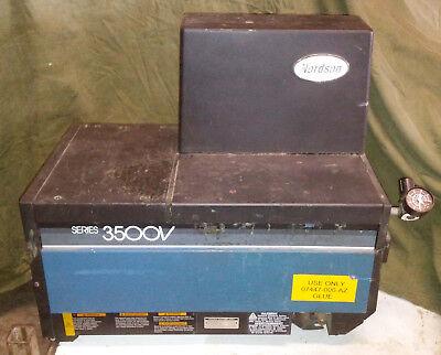 1 USED NORDSON E-3500V-1EAV4F HOT MELT ADHESIVE SYSTEM ***MAKE OFFER***