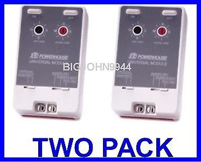 2 PACK  X10  UNIVERSAL MODULE UM506 / PUM01 -  BACK IN STOCK-FACTORY FRESH on Rummage