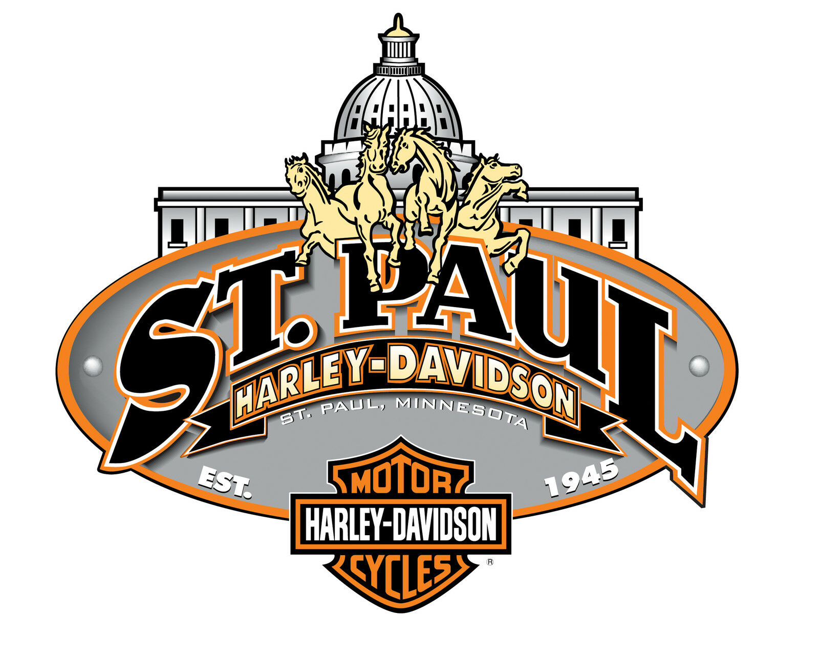 St Paul Harley Davidson/Buell