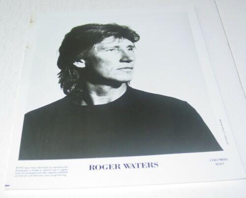 Roger Waters Vintage Original Press Photo Columbia Records Pink Floyd Rock Prog