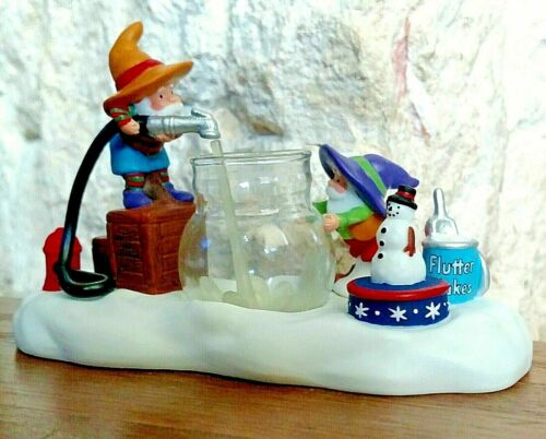 Fillers & Flakers #56855 Department 56 North Pole -BUYER GUARANTEE