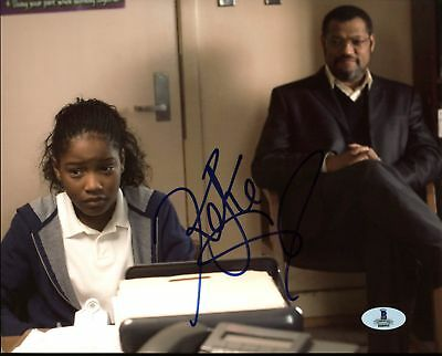 Keke Palmer Akeelah And The Bee Authentic Signed 8X10 Photo Bas  B00995