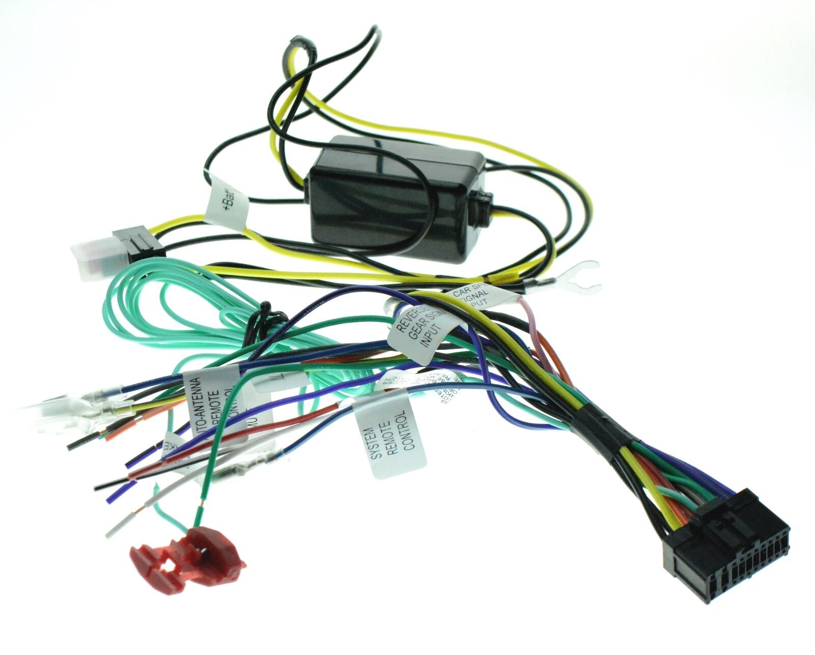 Pioneer Avic D1 Avicd1 D2 Avicd2 Wire Harness 3298 Wiring For Cd 2 Of See More