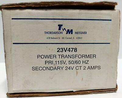 Thordarson 23v478 Transformer
