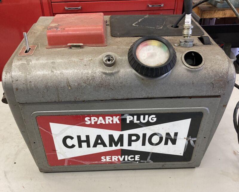 CHAMPION SPARK PLUG VINTAGE SPARK PLUG CLEANER