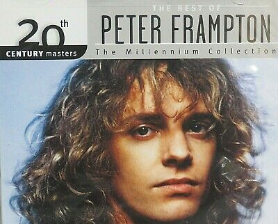 The Best Of PETER FRAMPTON NEW! CD,10 Greatest Hits Tracks, 20th Century