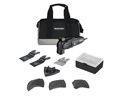 ROCKWELL 31pc 3.0 A Universal Sonicrafer Oscillating Multi-Tool Was: $99.99 Now: $34.99.