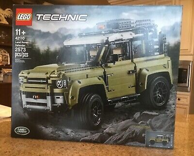 LEGO Land Rover Defender Technic (42110)