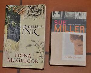 Mixed fiction books - sale proceeds to be donated Concord West Canada Bay Area Preview