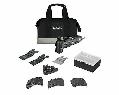 Rockwell RK5121K 31pc 3.0 A Universal Sonicrafer Oscillating Multi-Tool