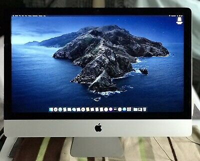 "Apple iMac A1419 27"" Desktop - ME089B/A (Late September, 2013)"