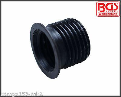 BGS -  Spark Plug Thread Repair Insert - M10 x 1,00 x 12 mm Deep - Pro - 8650-1