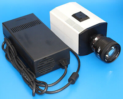 Roper Coolsnap Fx Cooled Ccd Camera Microscopy With Nikon Af Nikkor 85mm 11.8 D
