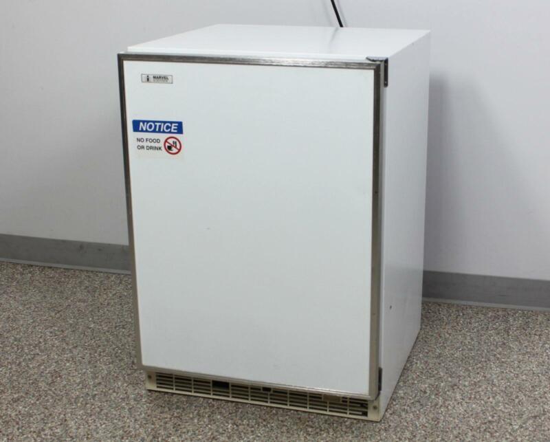 Marvel Scientific Undercounter Refrigerator Model 6CAR MA with 90-Day Warranty