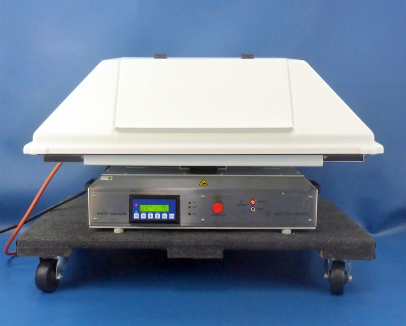 Sartorius Stedim Biotech BIOSTAT CultiBag RM 50 & Heater Plate Tray/Hood Assy