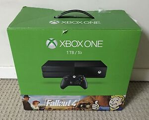 Empty Box & Original Packaging for XBOX One 1TB