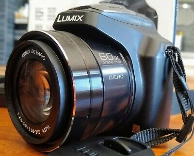 fotocamera digitale Panasonic Lumix DMC-FZ72 macchina fotografica come nuova