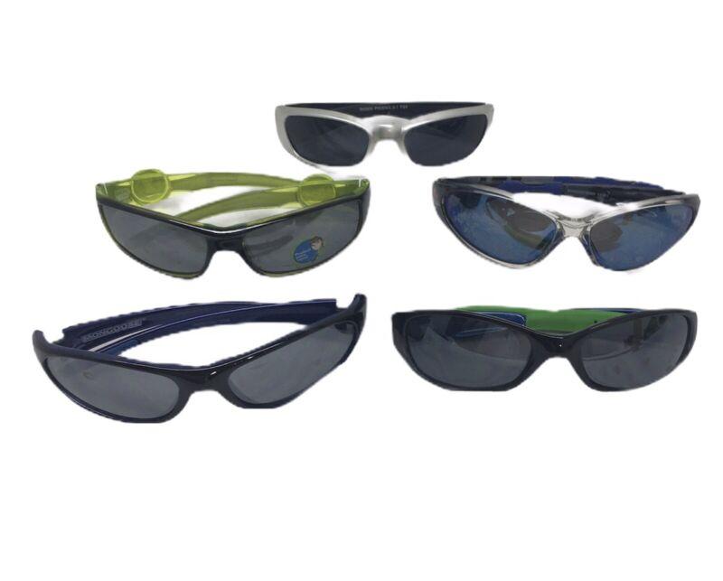 Boys Sunglasses Bakugan Ben Ten Alien Mongoose  Boys Children's Lot of 5 New