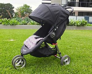 Baby Jogger City Mini Pram -  warranty great price & accessories Waterloo Inner Sydney Preview