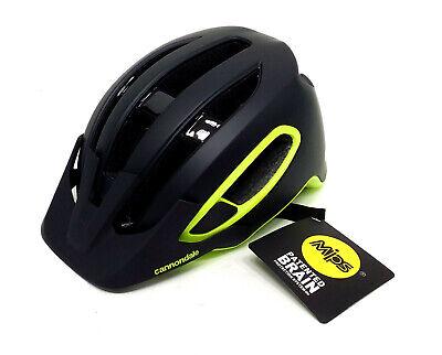 Cannondale Hunter Mips Cycling Helmet Matte Black//Neon Volt Yellow,L//XL,58-61cm